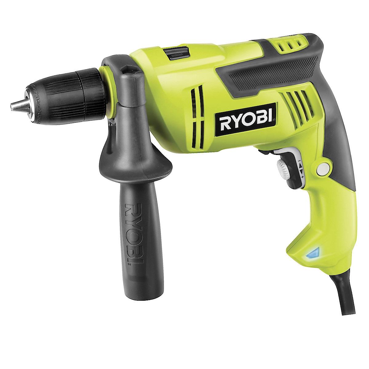 Ryobi EID-500RE Hammer Drill