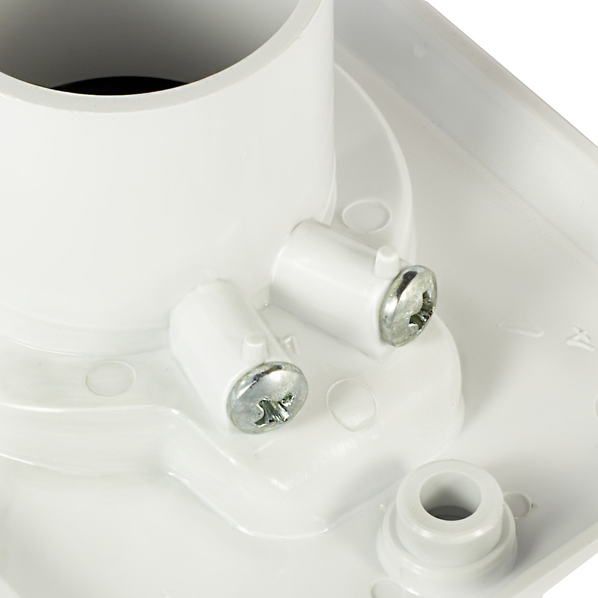 Classic sugekontakt 38 mm, hvit