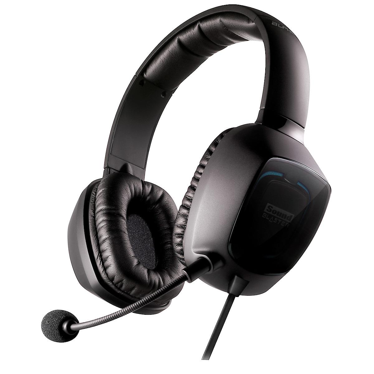 Headset Gaming Creative Tactic 3D Alpha
