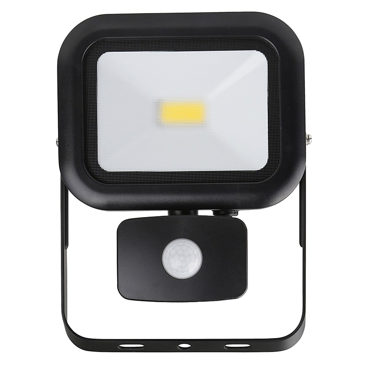 LED-strålkastare med rörelsevakt 15 W, 1200 lm