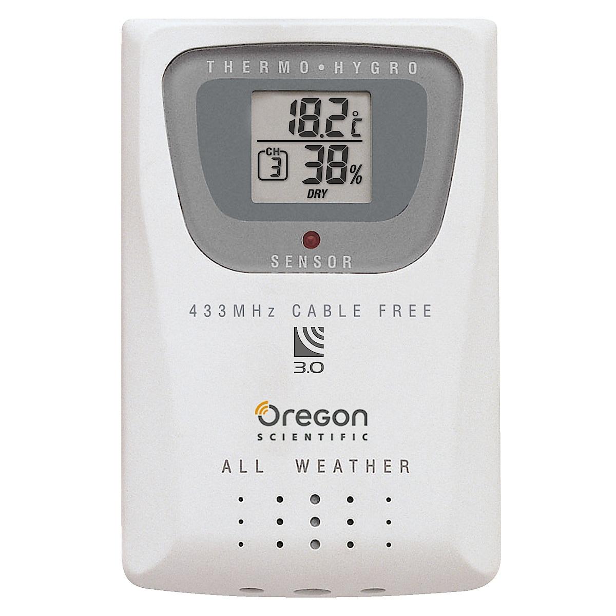 Lämpötila-anturi Oregon THGR810