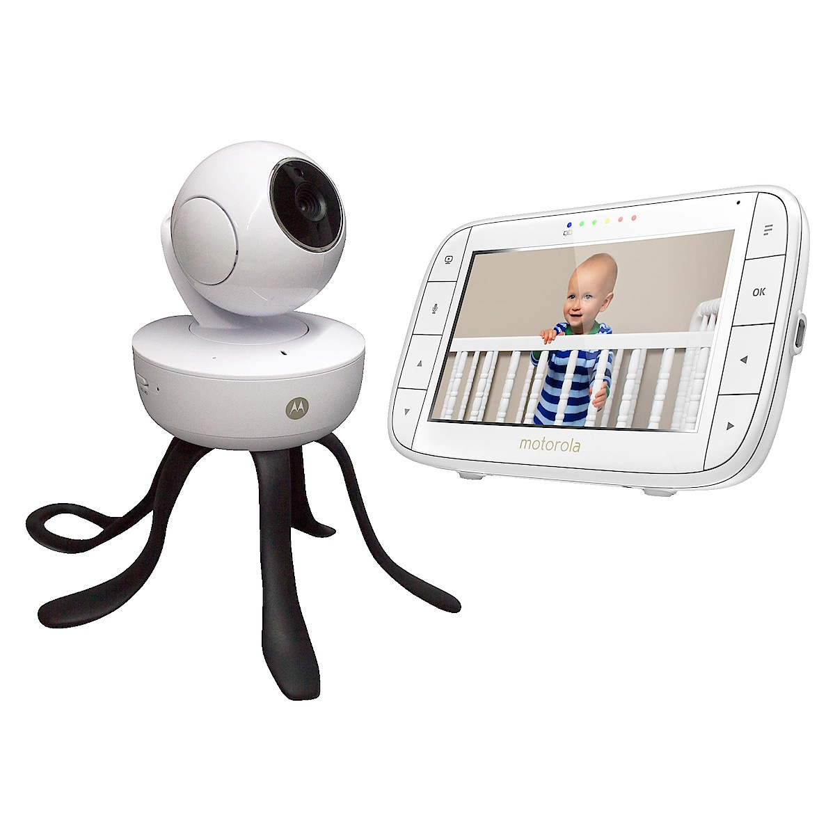 Babyvakt Motorola MBP855 Connect