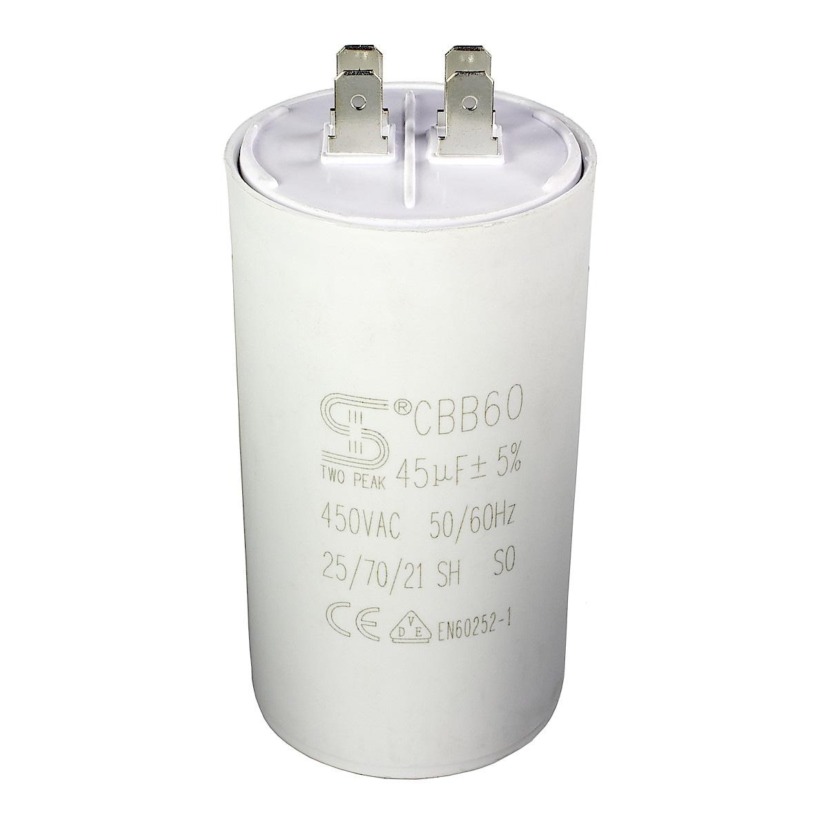 Kondensator 45 µF CBB60
