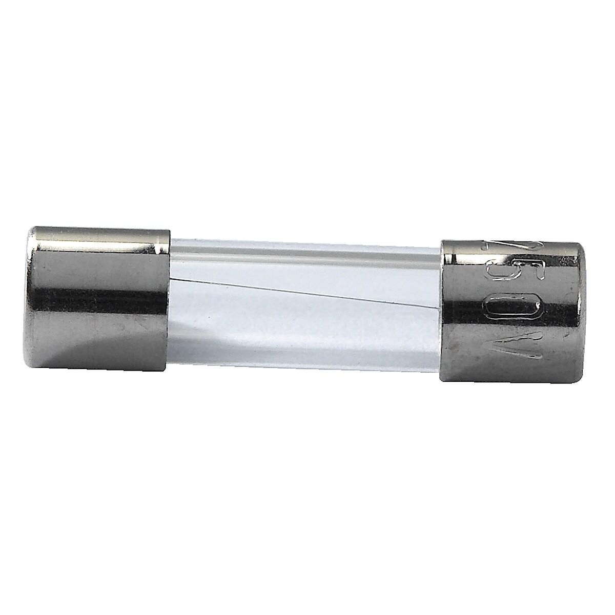 Glasrörssäkring 5×20 snabb