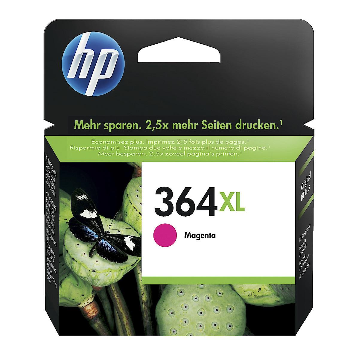 Bläckpatron HP 364