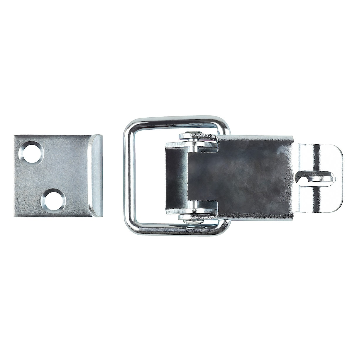 Padlockable Toggle Latch