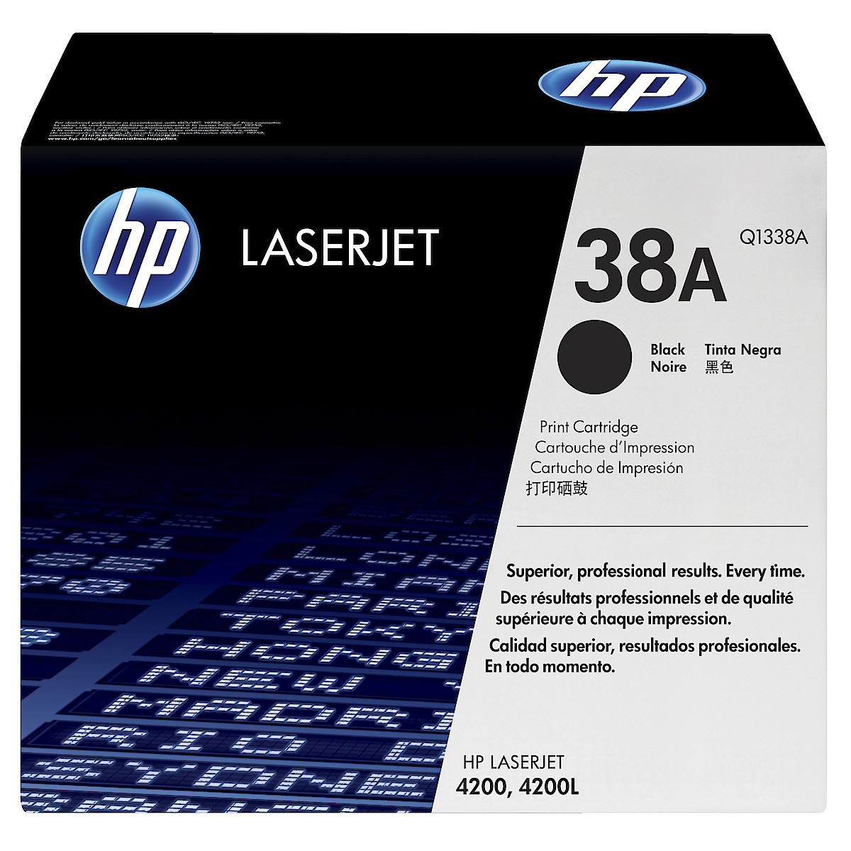 Toner for laserskrivere HP Q1338A