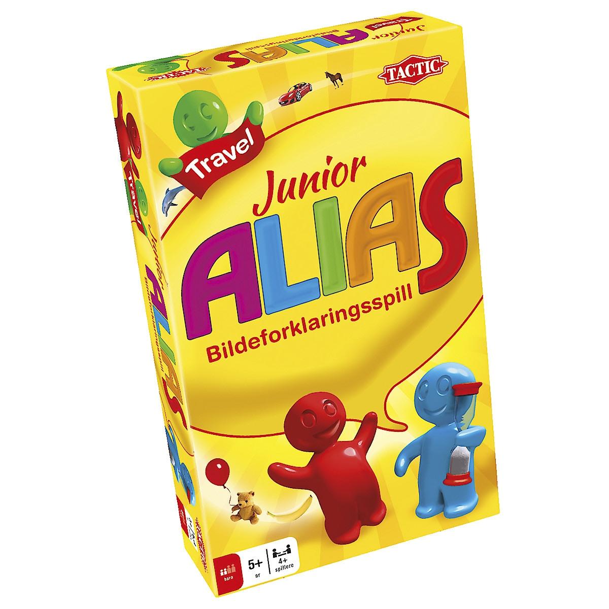 Alias Junior reisespill