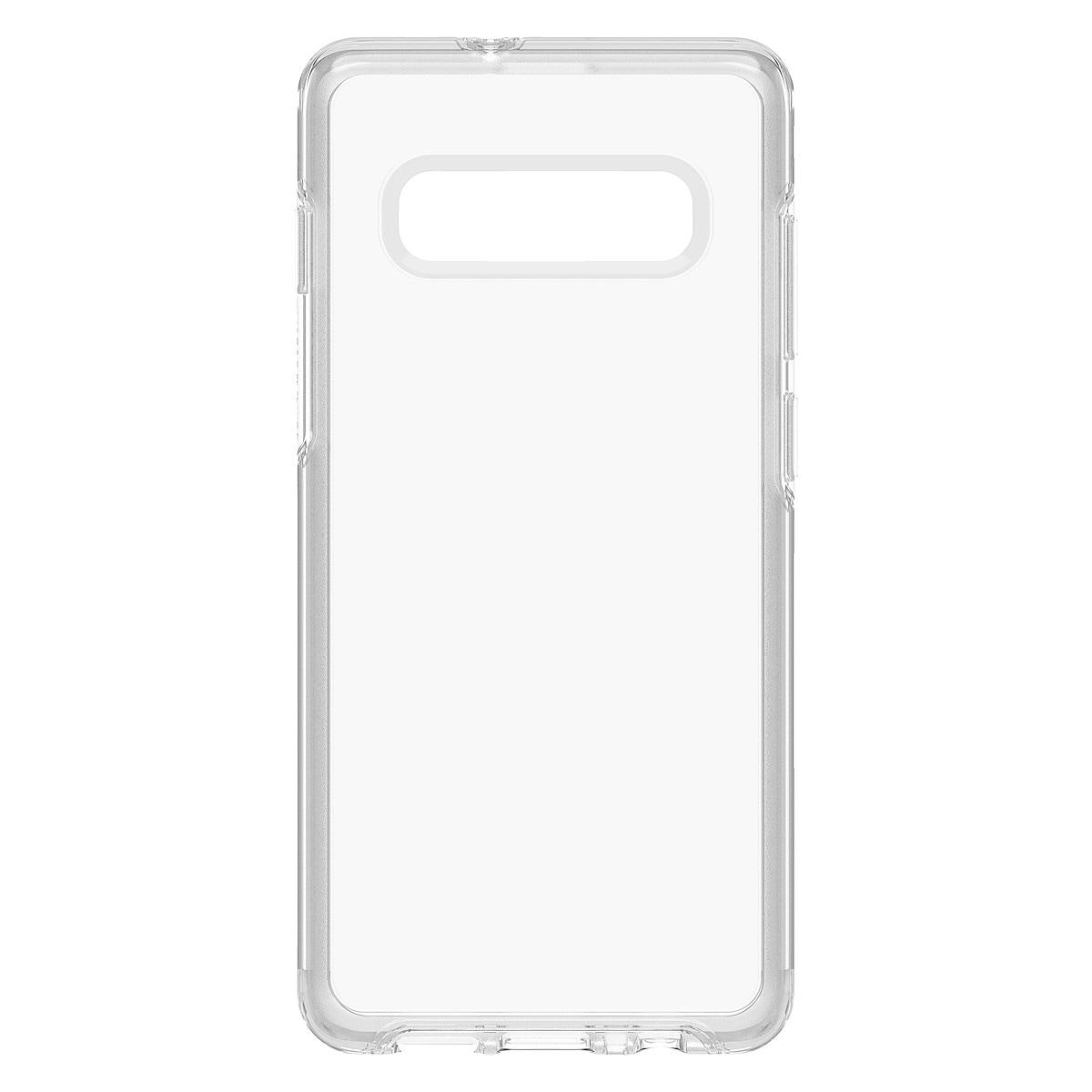 Skyddsskal för Samsung Galaxy S10+, Otterbox Symmetry Clear