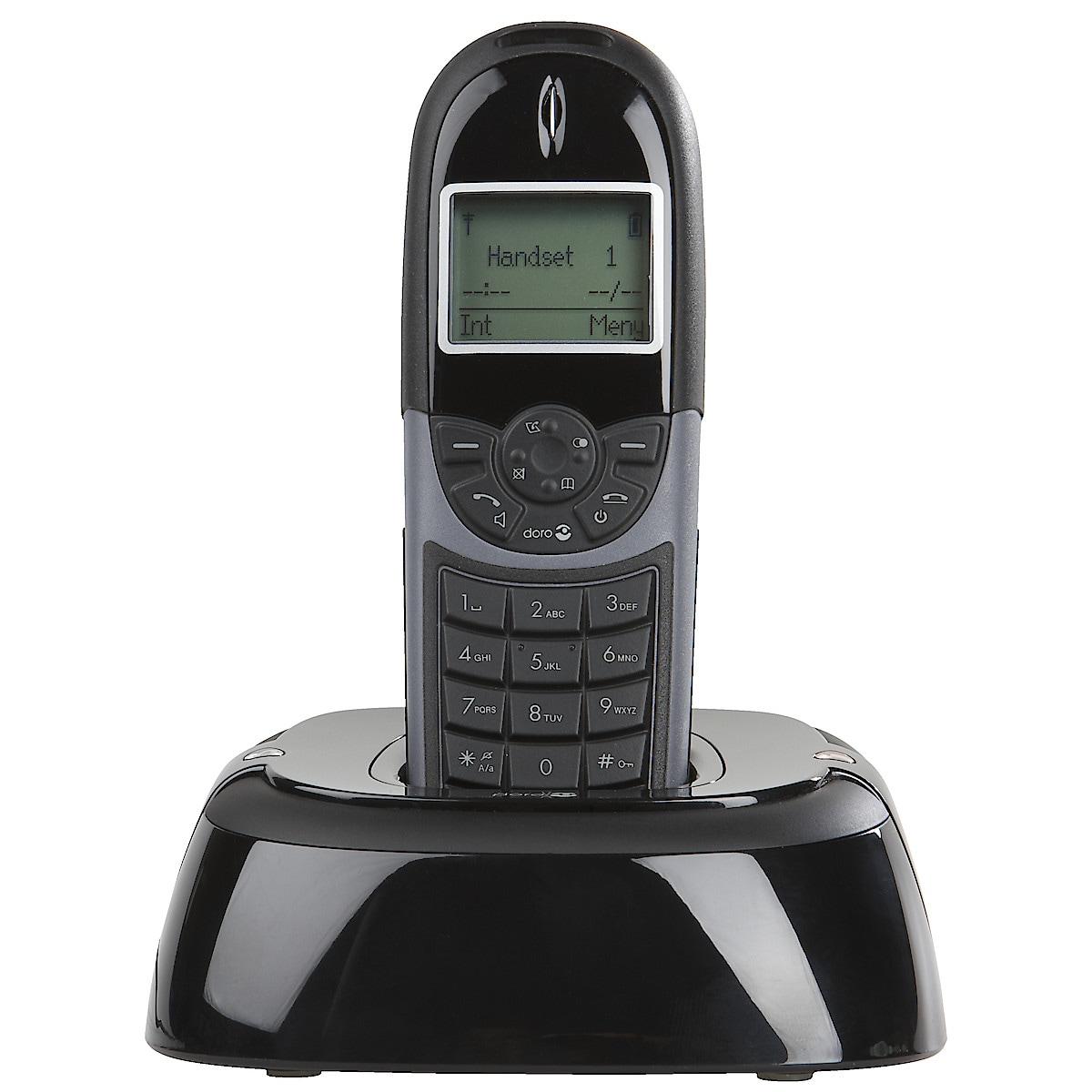 Trådløs telefon, Doro 750X
