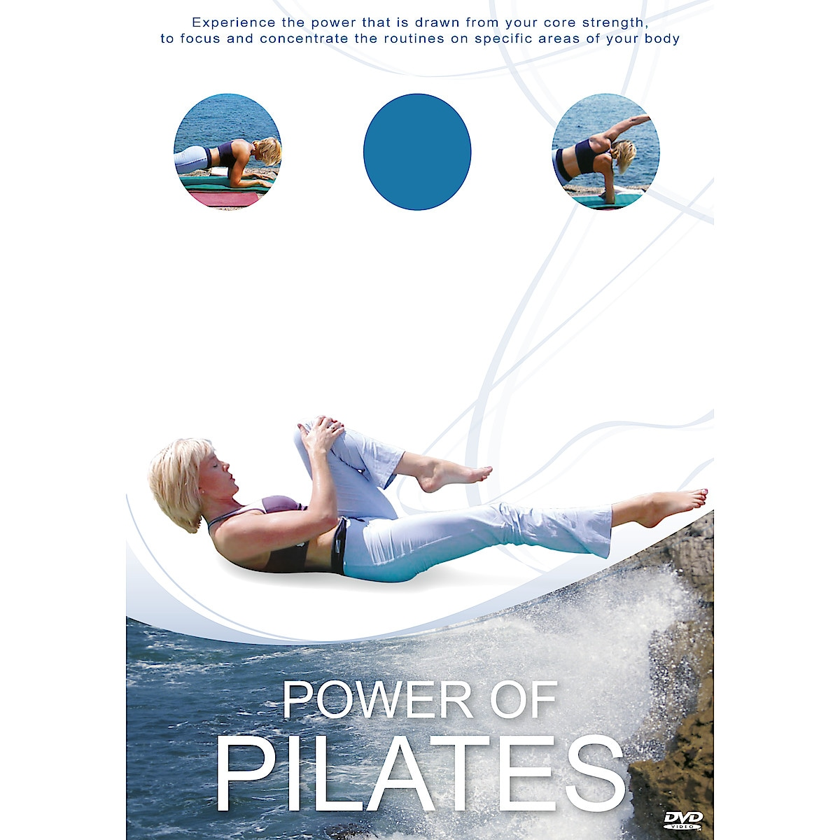 Tränings DVD, Power of Pilates