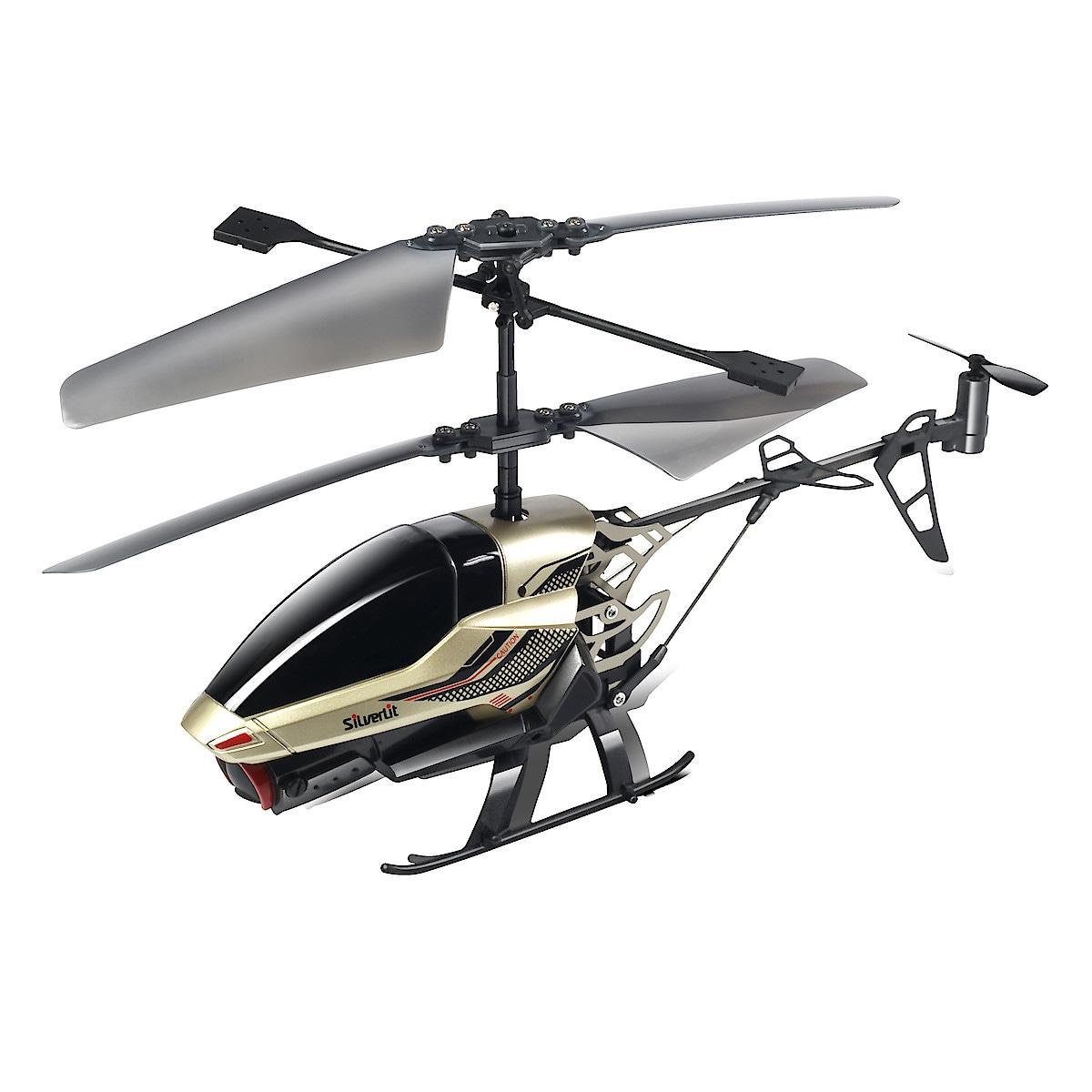 Radiostyrd helikopter med kamera Silverlit Heli Cam II