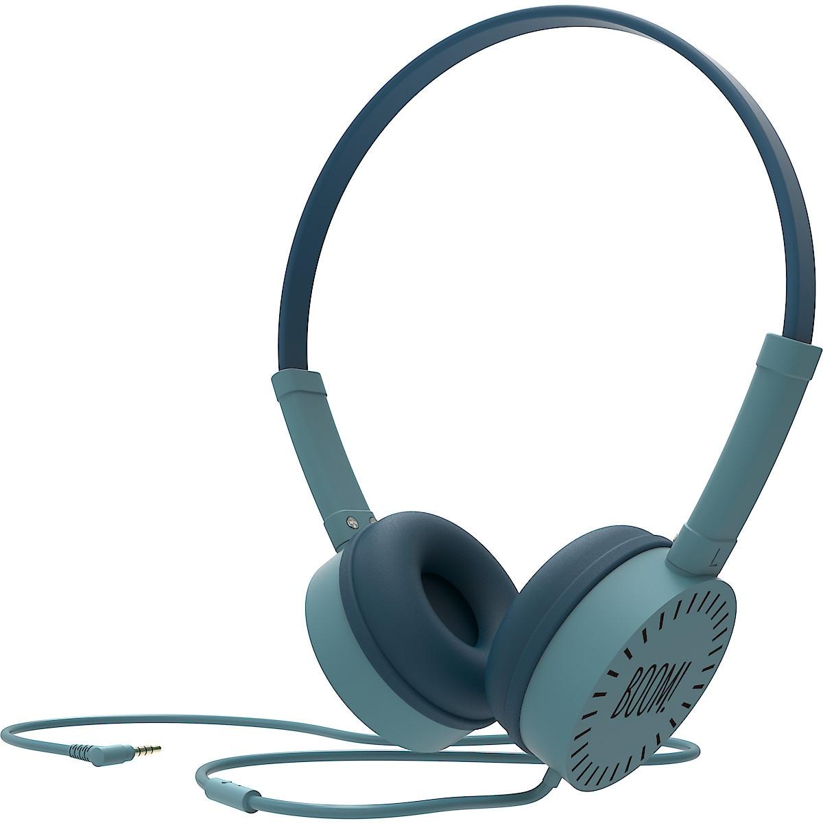 Kopfhörer für Kinder, Exibel