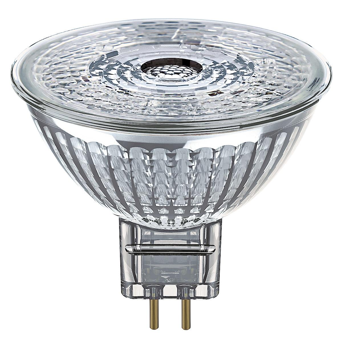 Dimringsbar LED-lampa GU 53 (MR16) Osram