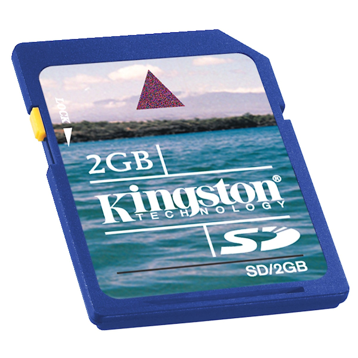 Kingston SD 2 GB minnekort