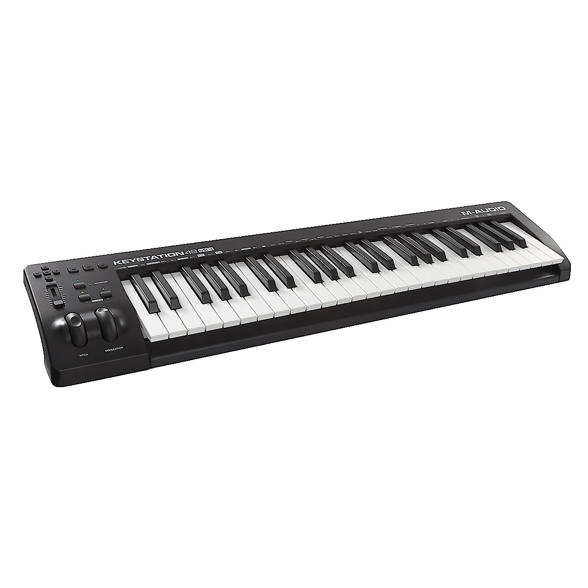 USB-kontroller, Keyboard M-Audio Keystation 49 MK3