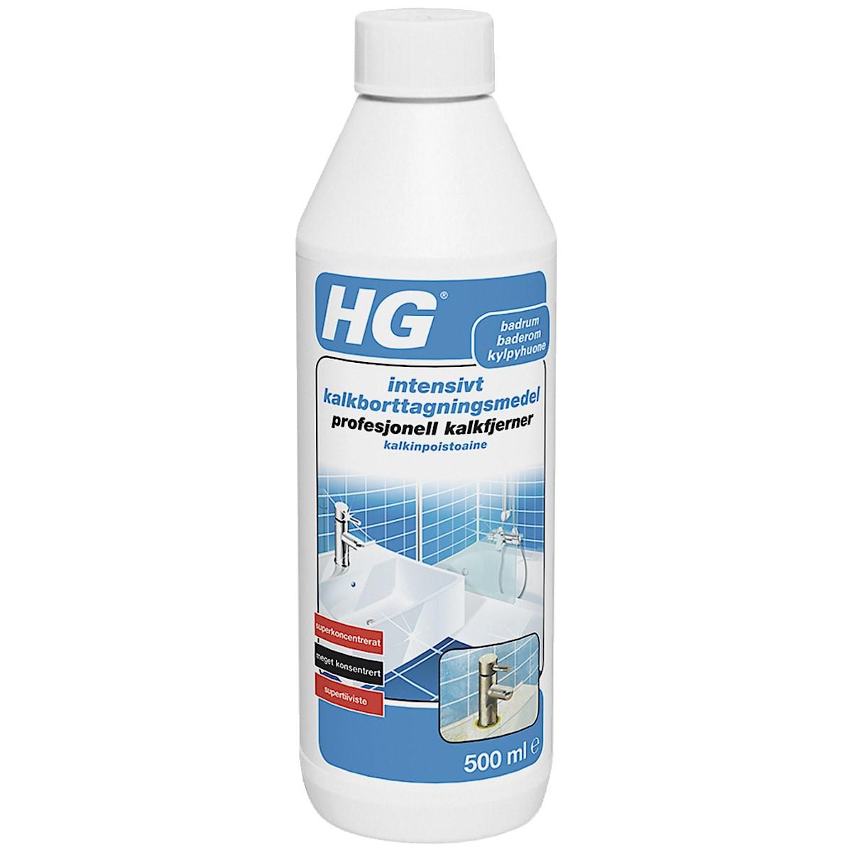 Kalkborttagningsmedel HG
