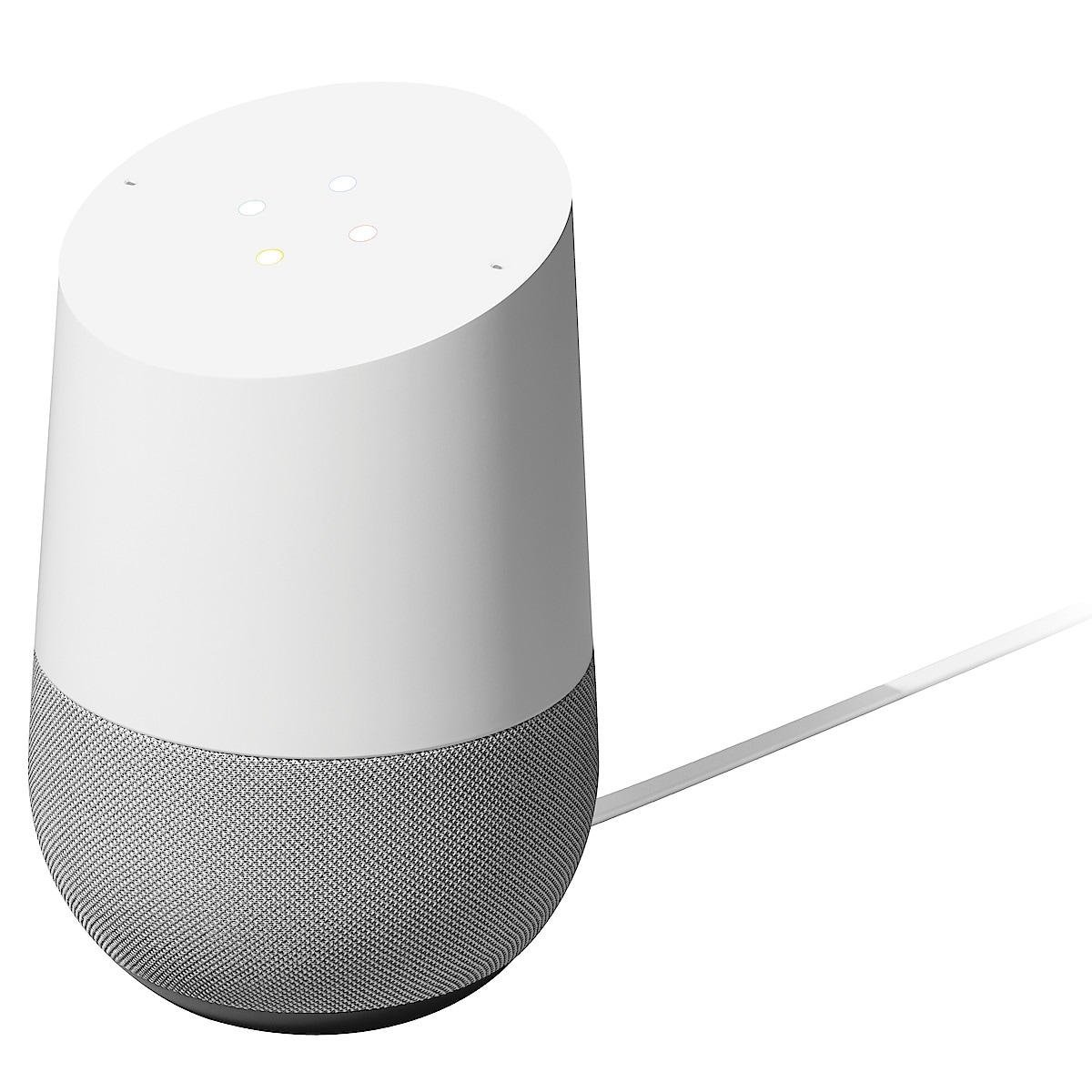 Google Home Speaker with built-in voice assistance