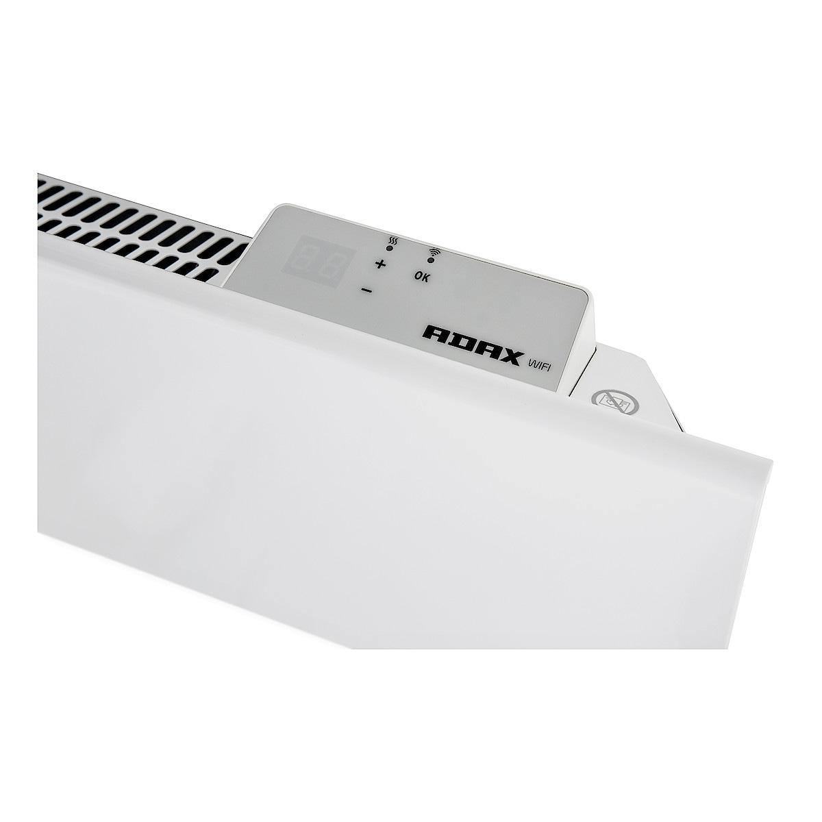 Lämpöpatteri WiFi 600 W 230 V Adax Neo H06KWT