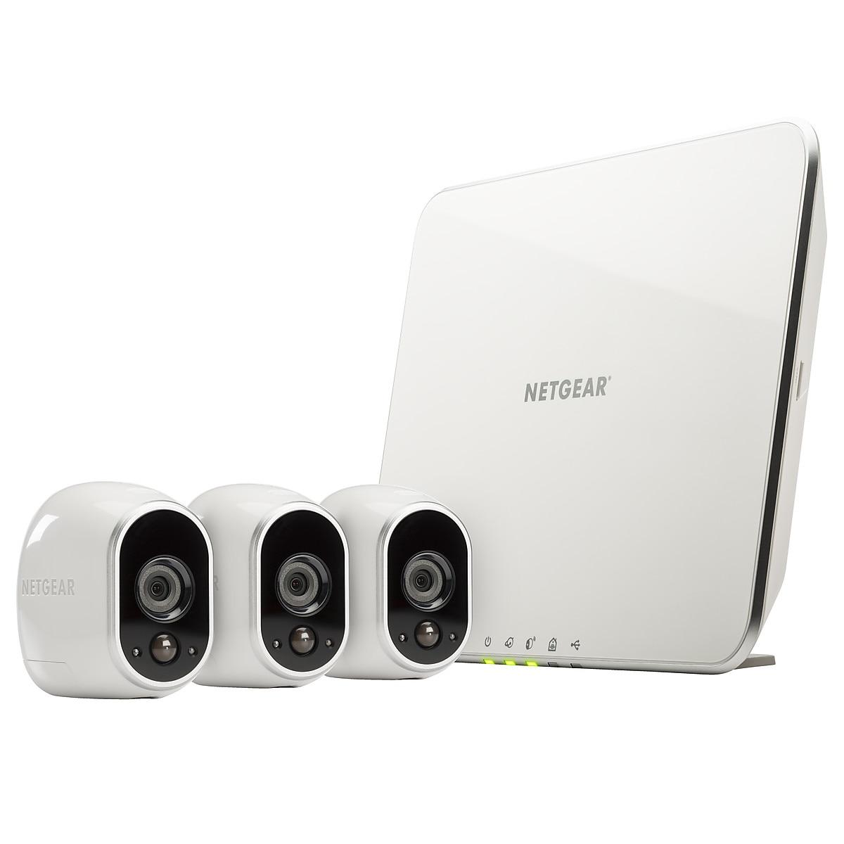 Valvontakamera Netgear Arlo HD