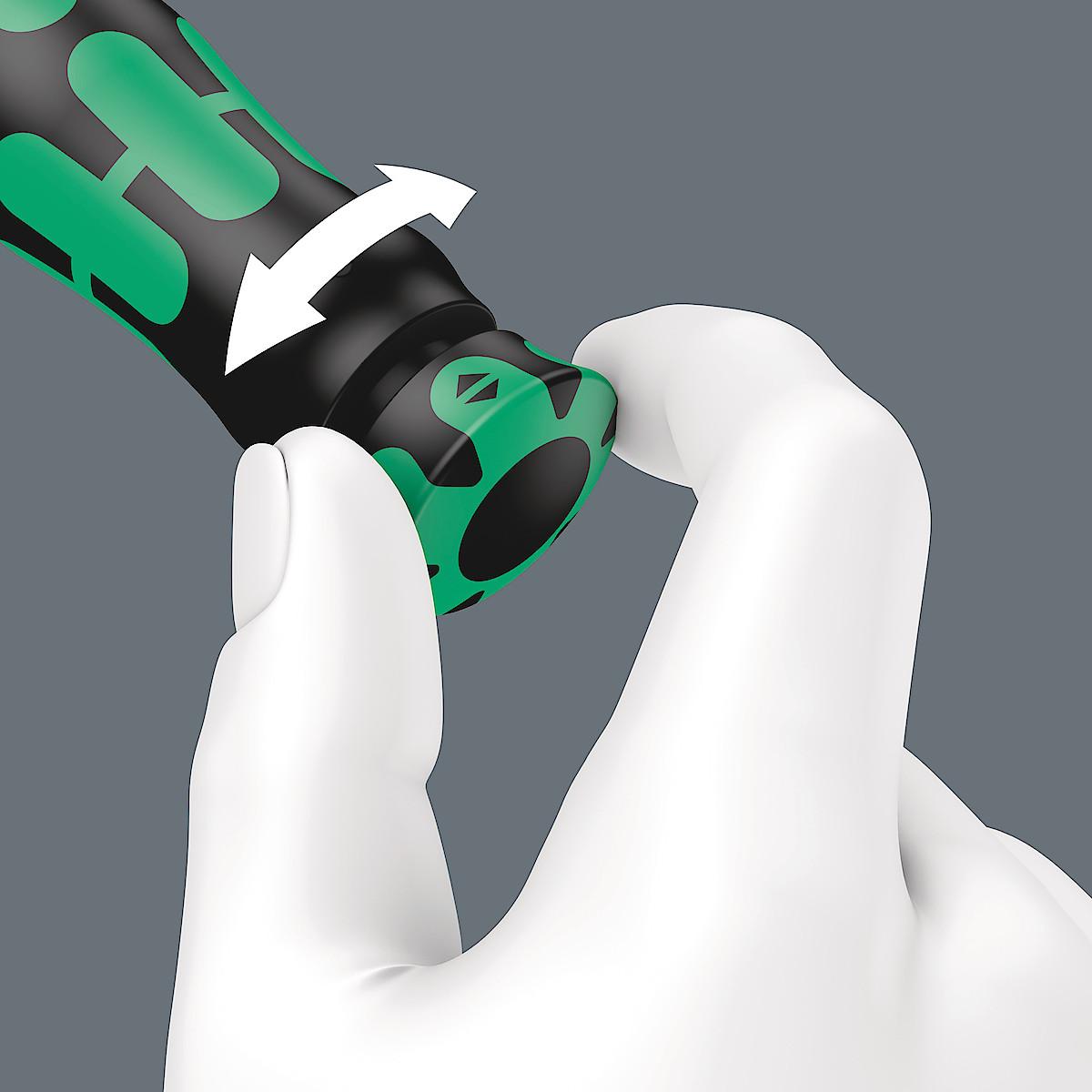 Wera Click-Torque A6 momentnøkkel