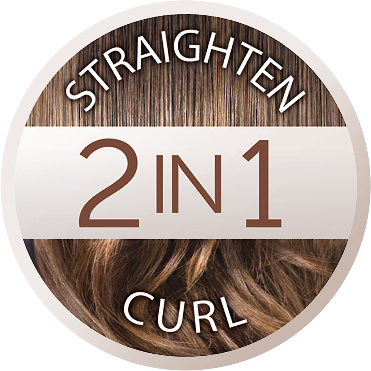 Remington Curl & Straight Confidence AS8606, varmluftsbørste