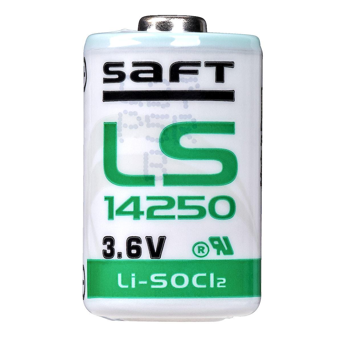 SAFT LS14250 Lithium Battery