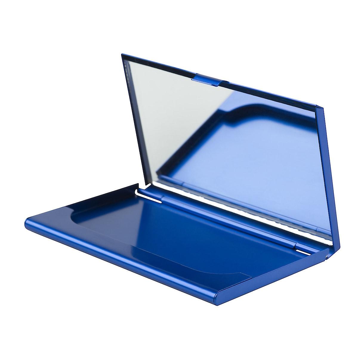 Metallplånbok, kortfodral Asaklitt