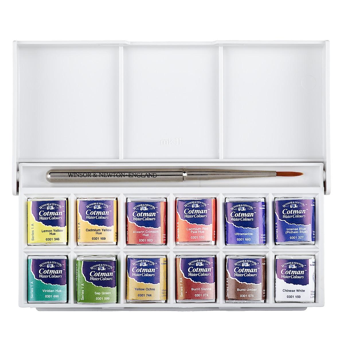 W&N Cotman Sketcher's Pocket Box