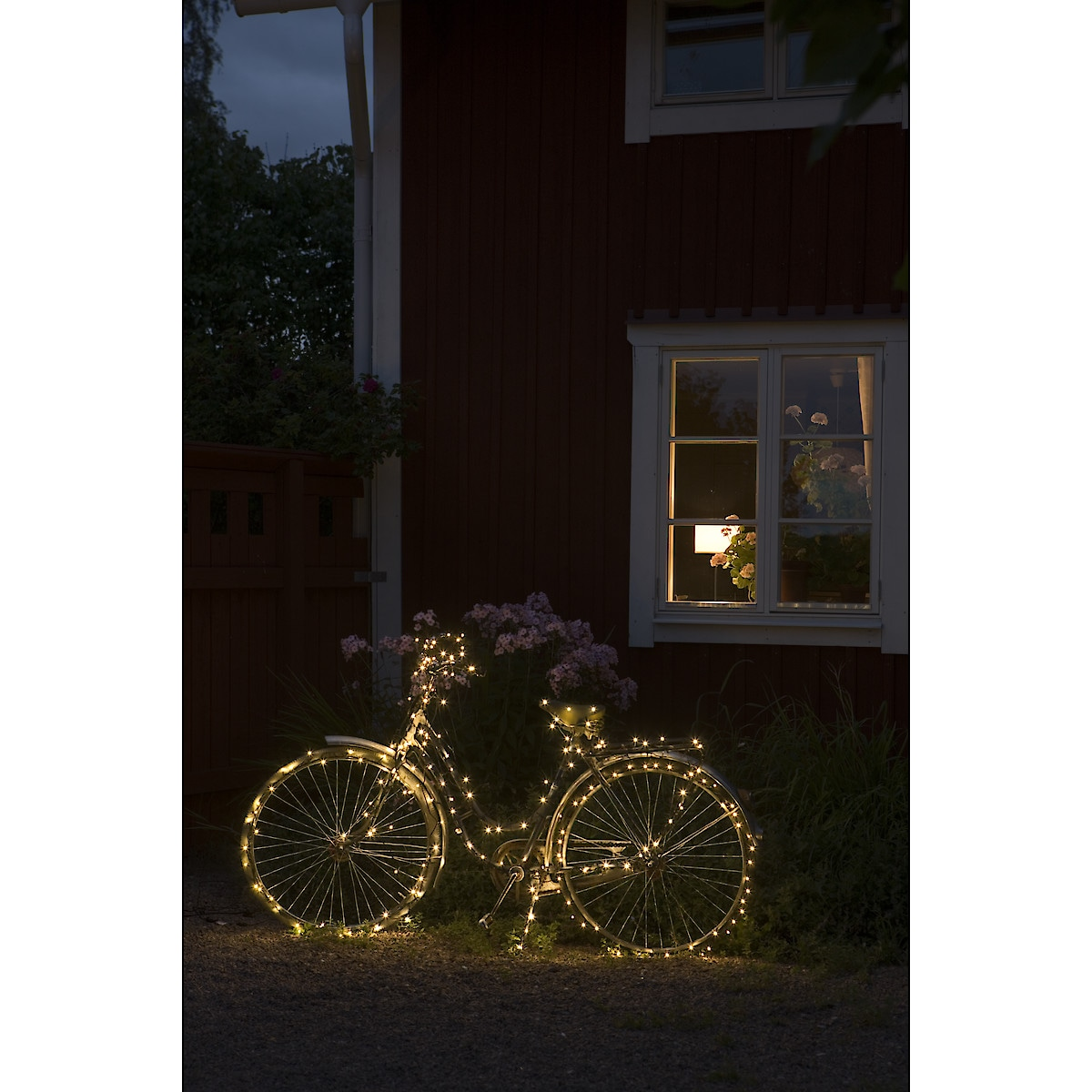 Northlight String Light with Warm White LEDs