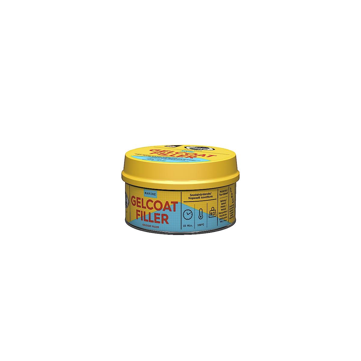 Gelcoat Filler Plastic Padding