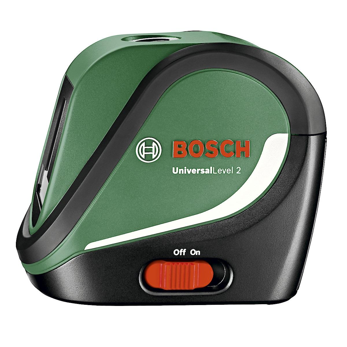 Kreuzlinienlaser Bosch UniversalLevel 2