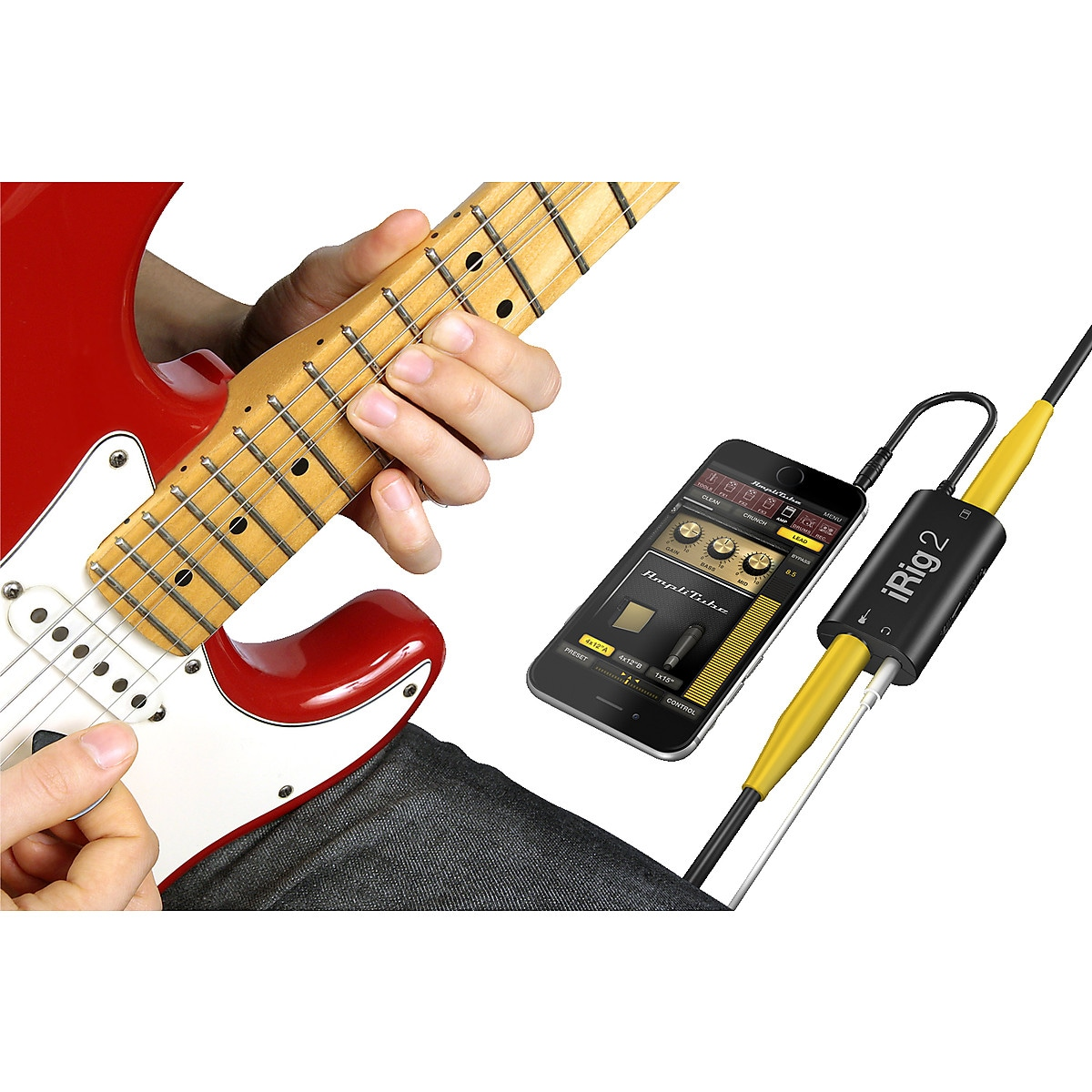 IK Multimedia iRig 2 gitarinterface