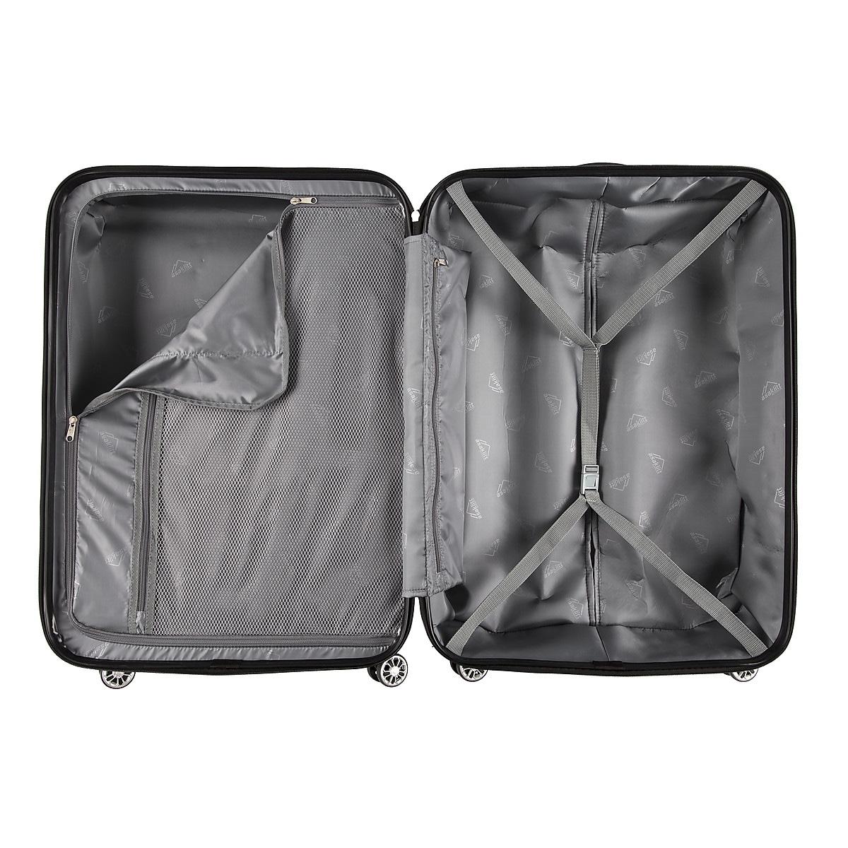 Asaklitt kofferter, 2-pack , blå