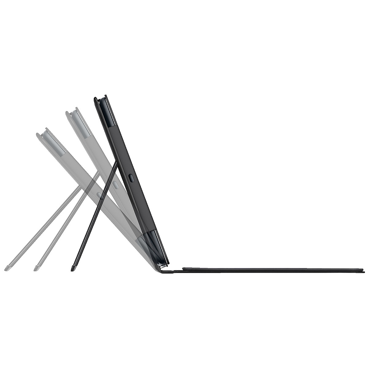 Belkin QODE Slim, futteral med tastatur for iPad Air