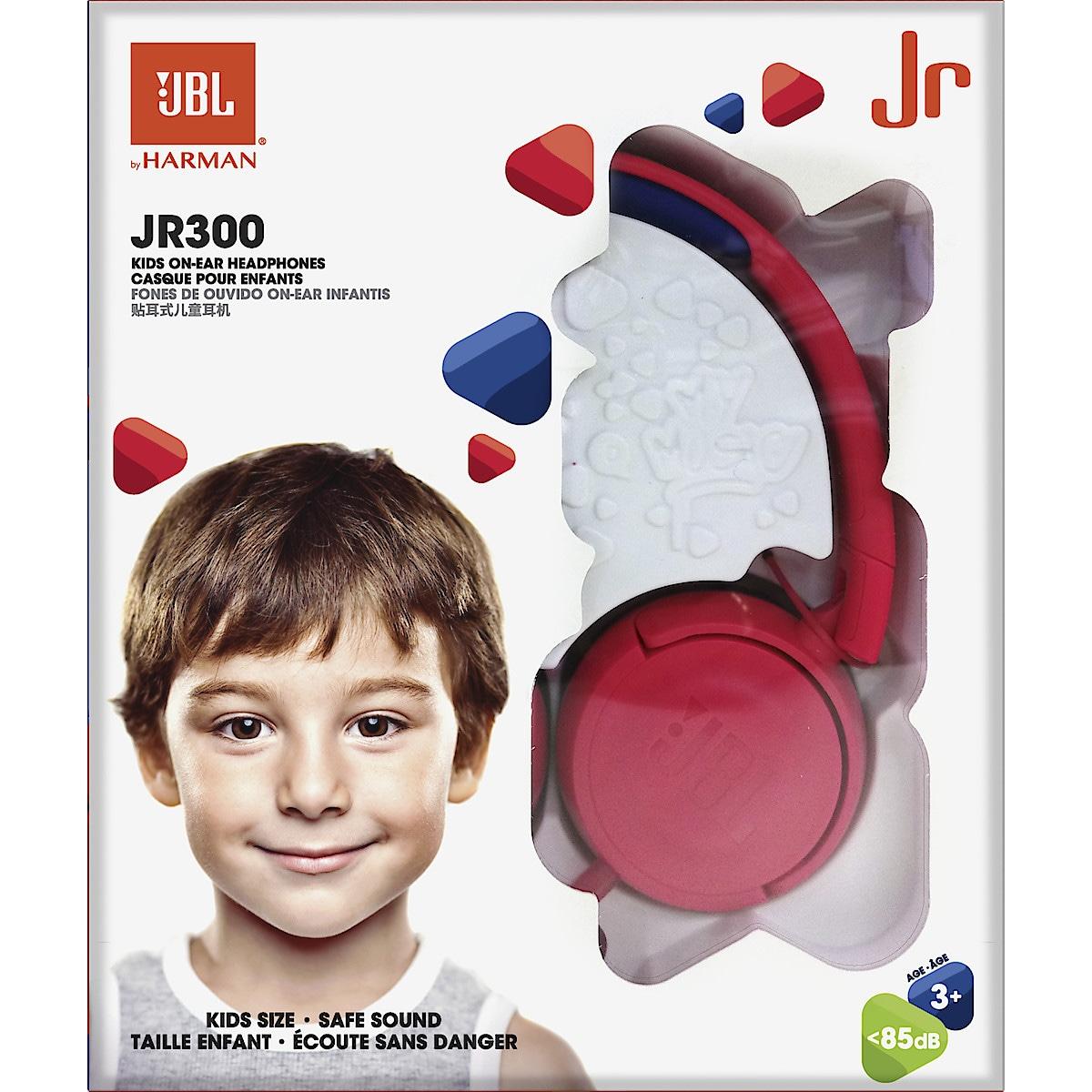 Lasten kuulokkeet, JBL JR300