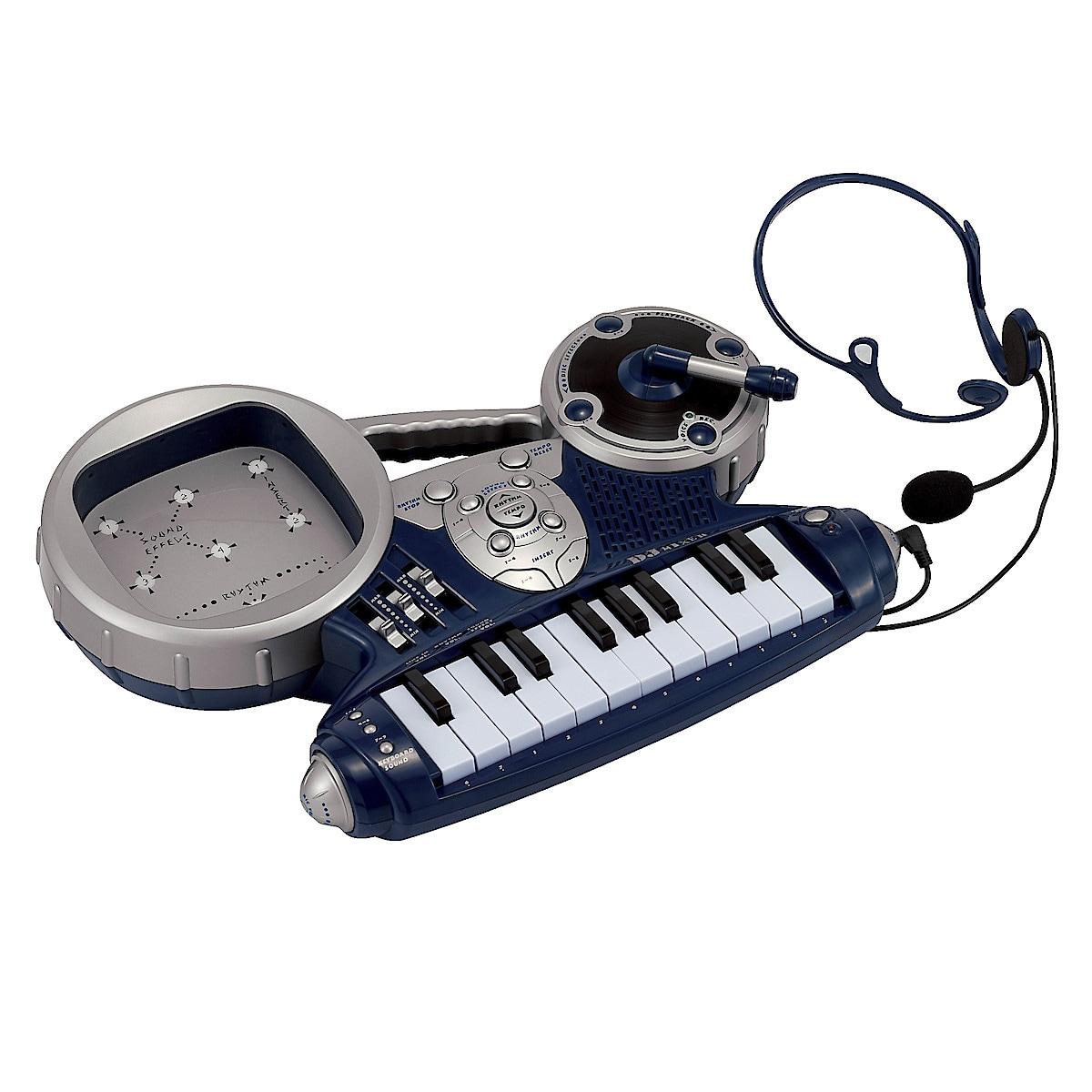 DJ Mixer koskettimet