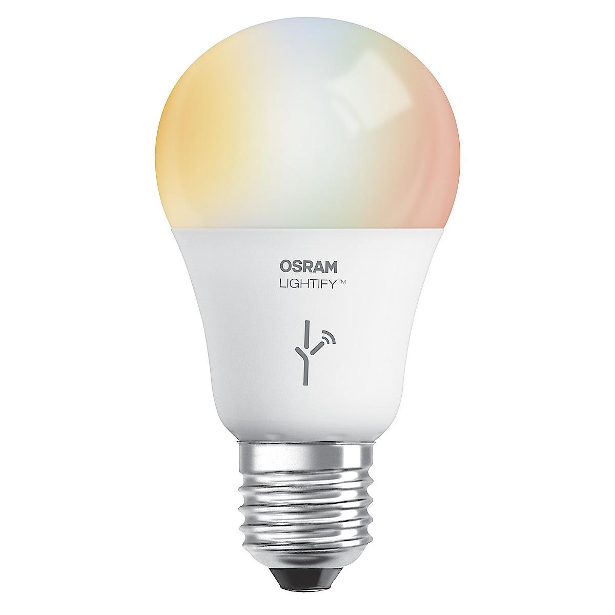LED-lamppu RGBW Lightify A60