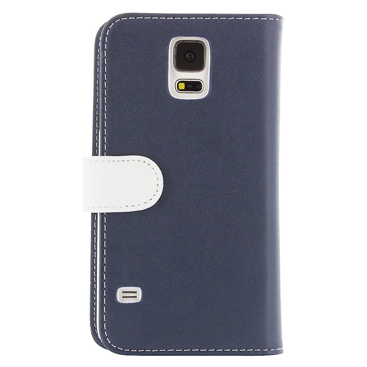 Lompakkokotelo XL Samsung Galaxy S4:lle, Holdit