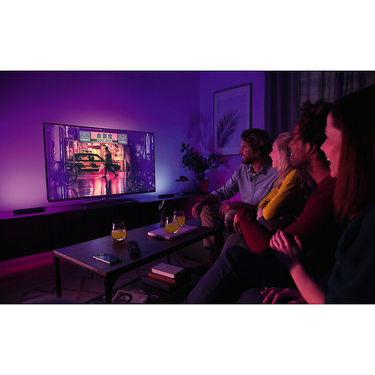 Philips Hue Play lysskinne 2-pack