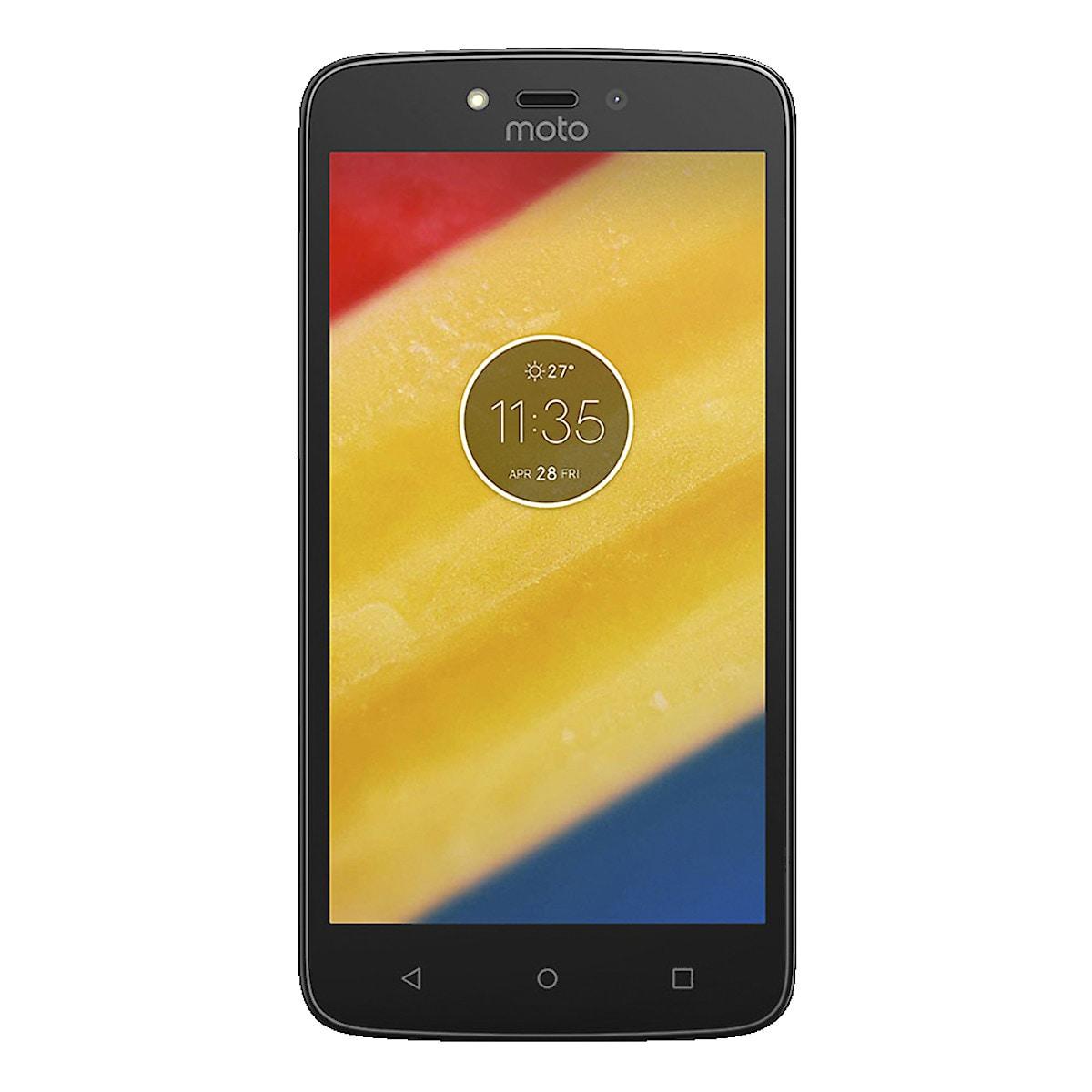 Moto C Plus Dual SIM mobiltelefon