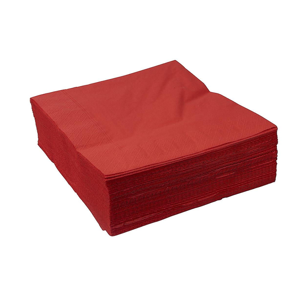 Servetit 50 kpl, punainen