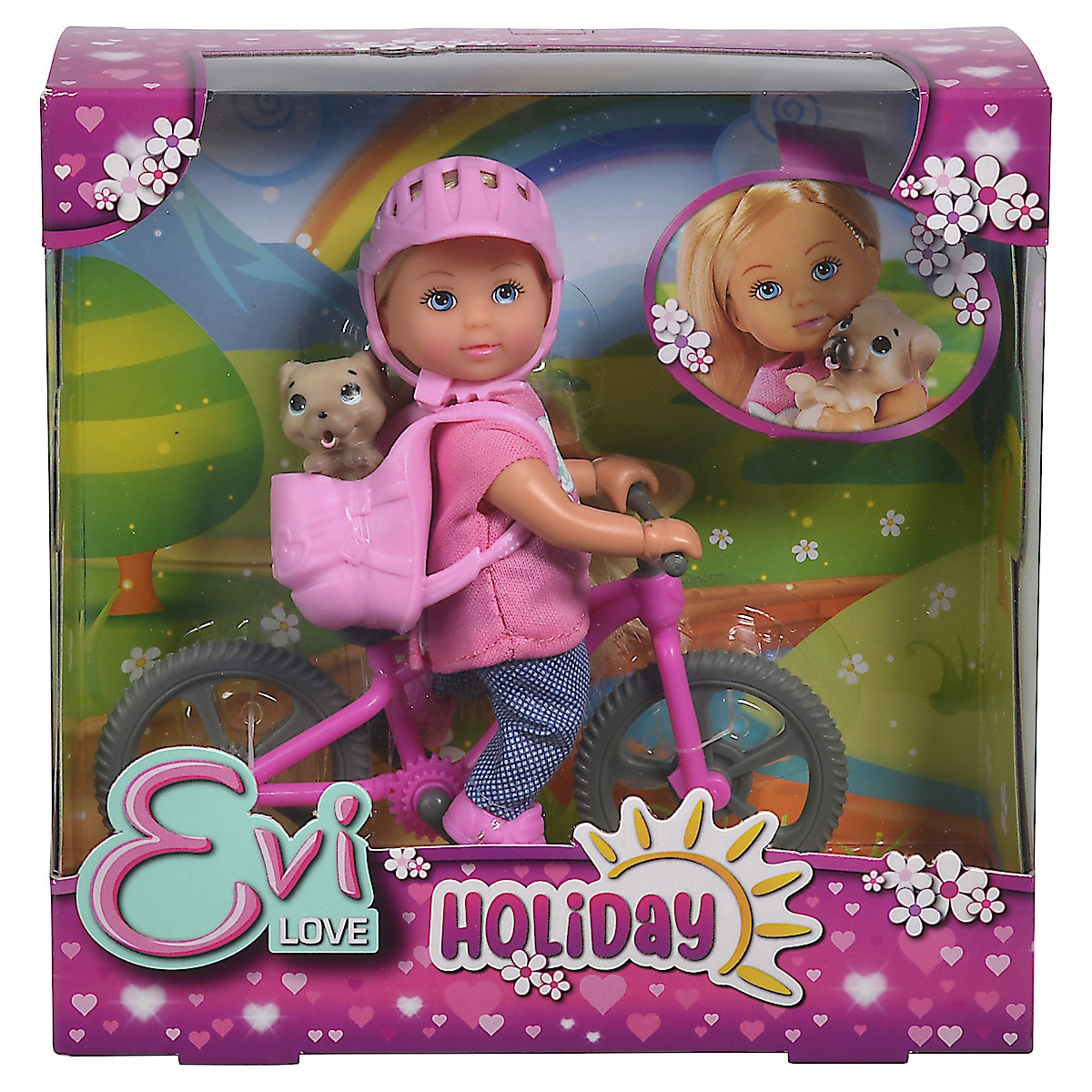 Evi LOVE Holiday Bike