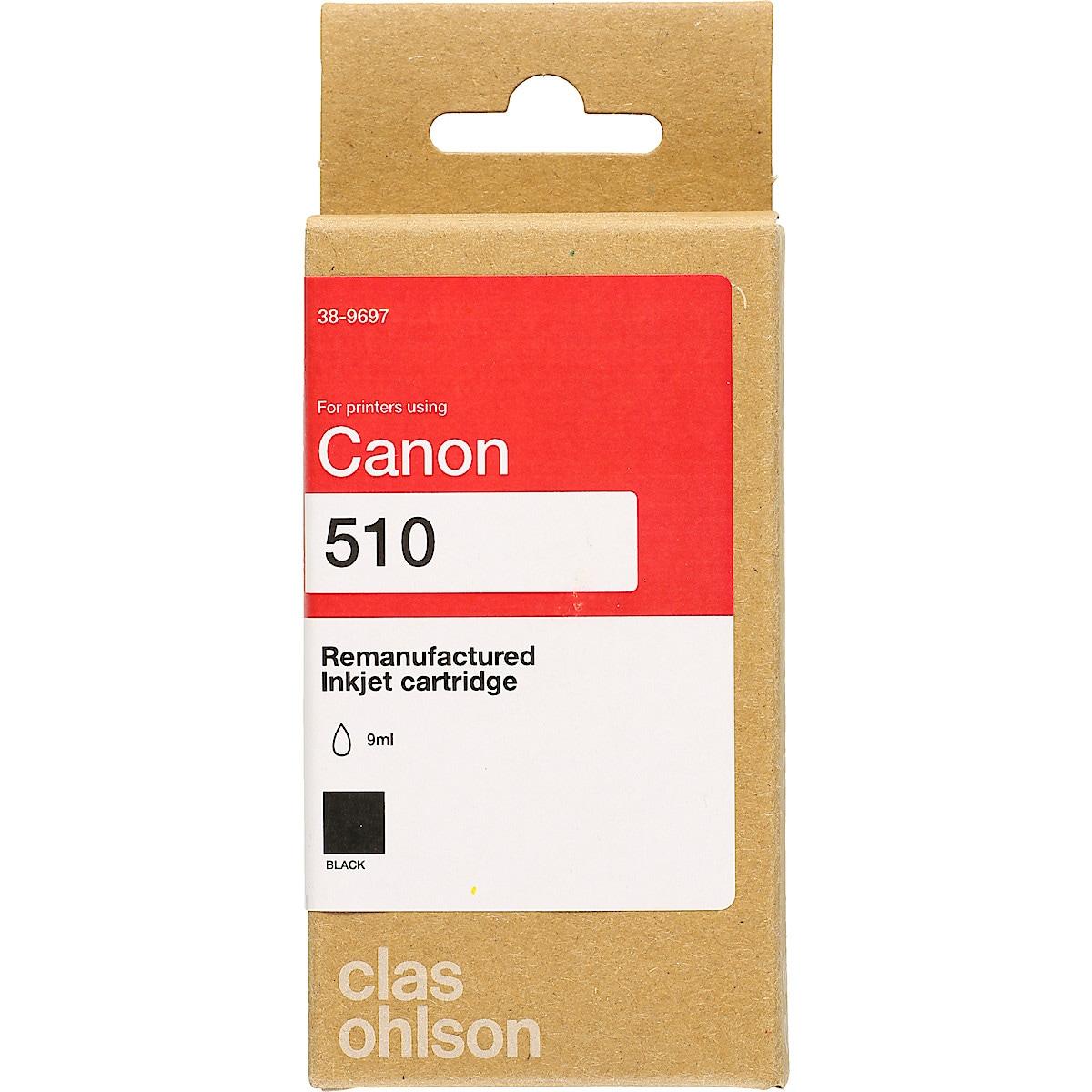 Canon PG-510 / CL511 Mustekasetti XL, Clas Ohlson