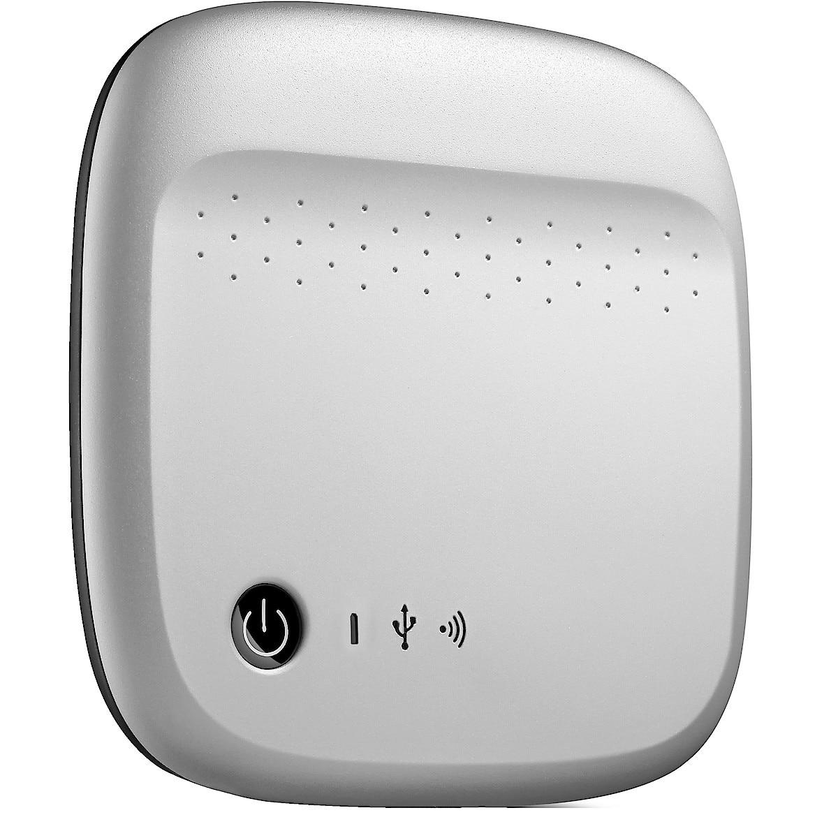 Festplatte mit WLAN 500 GB, Seagate Wireless