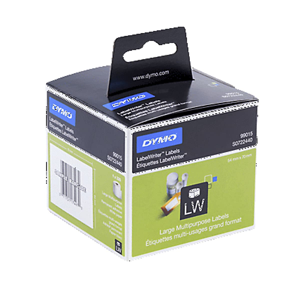 Adressetiketter Dymo LabelWriter Diskette S0722440