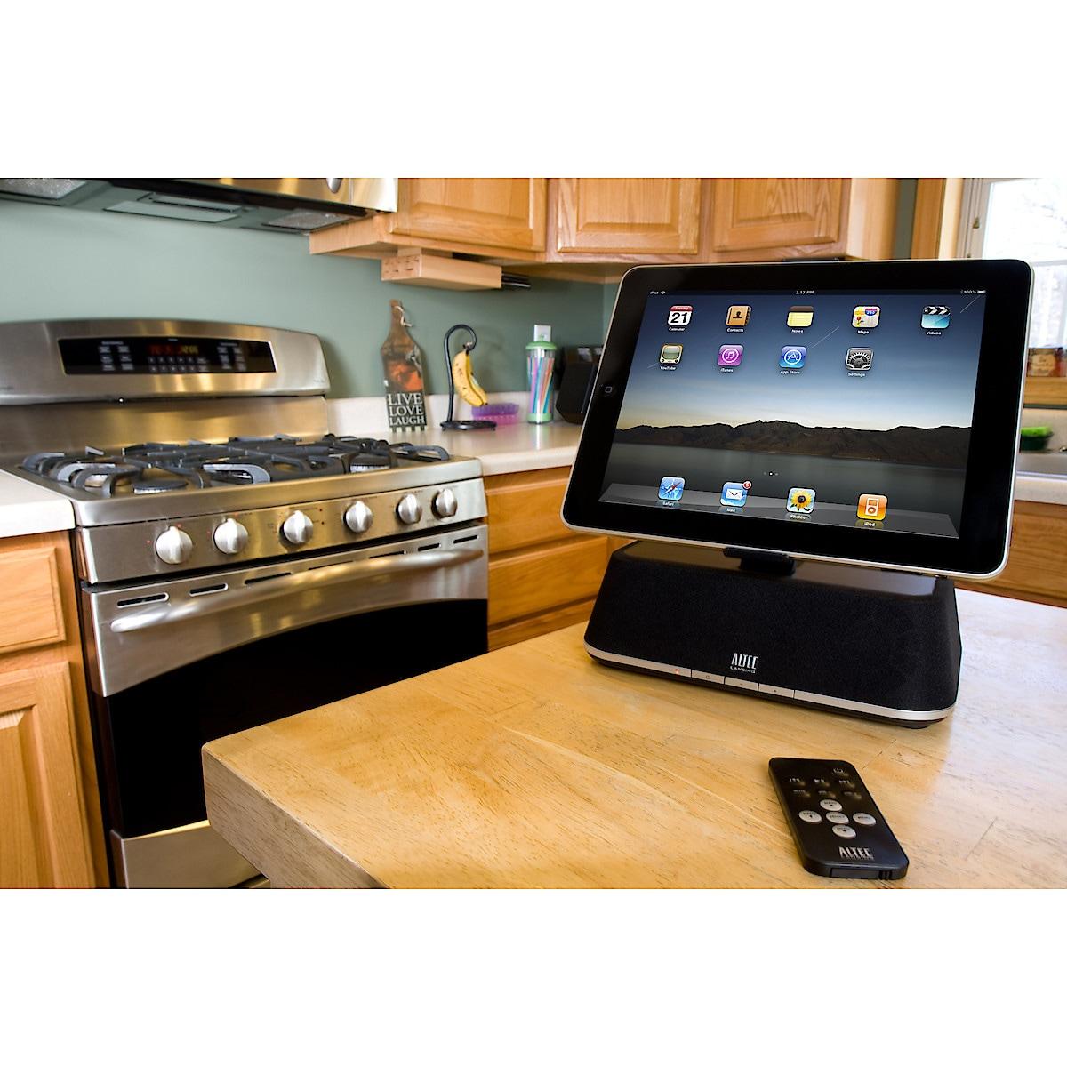 Altec Lansing Octiv 450 iPadhøyttaler