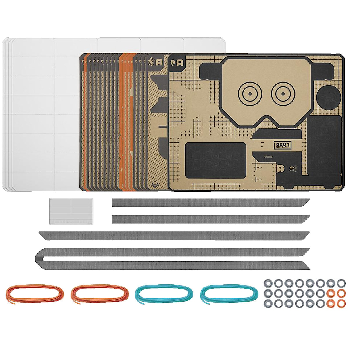 Toy-Con 02: Robot Kit, Nintendo Labo, spill til Nintendo Switch