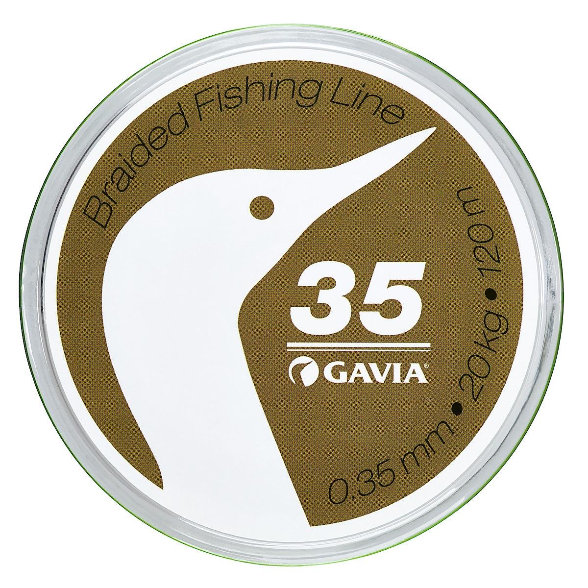 Angelschnur geflochten, Gavia