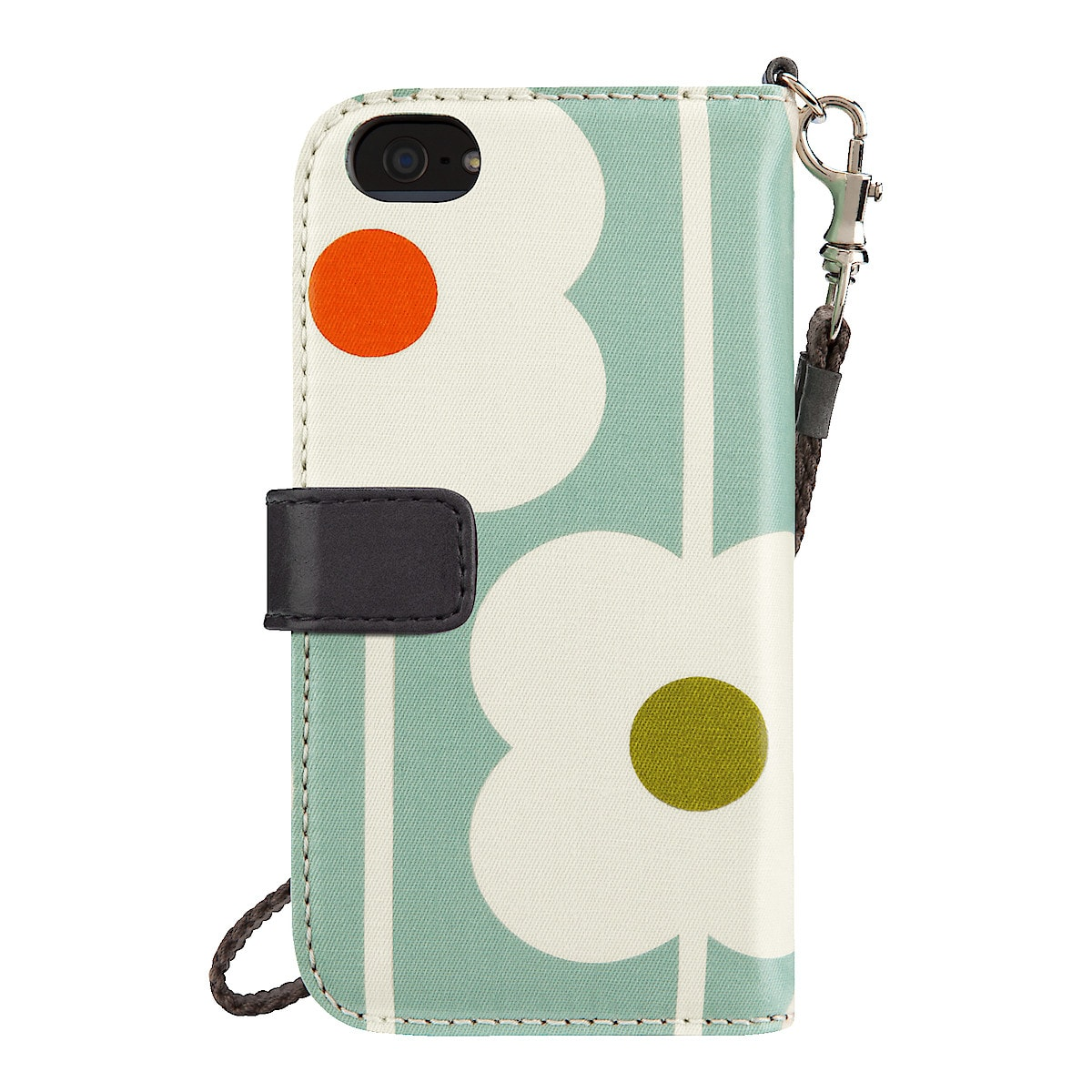 Orla Kiely Wallet Case for iPhone 5